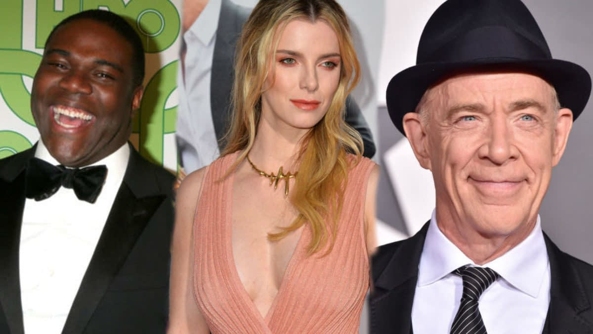 """Ghost Draft"": Sam Richardson Cast, Betty Gilpin, J.K. Simmons in Talks"