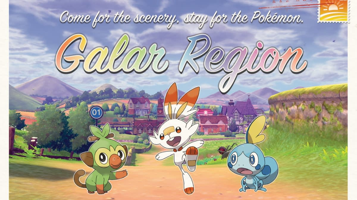 Nintendo Announces PAX West 2019 Plans For Pokémon