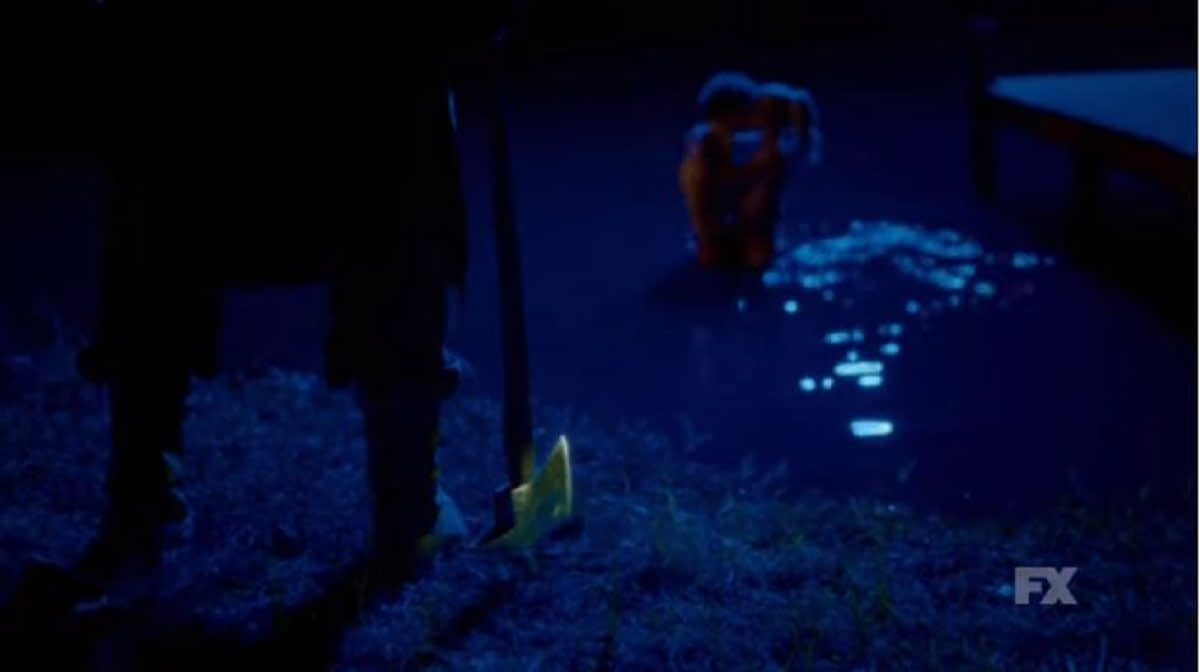 """American Horror Story: 1984"": Camp Redwood REALLY Doesn't Like Skinny-Dipping [PREVIEW]"