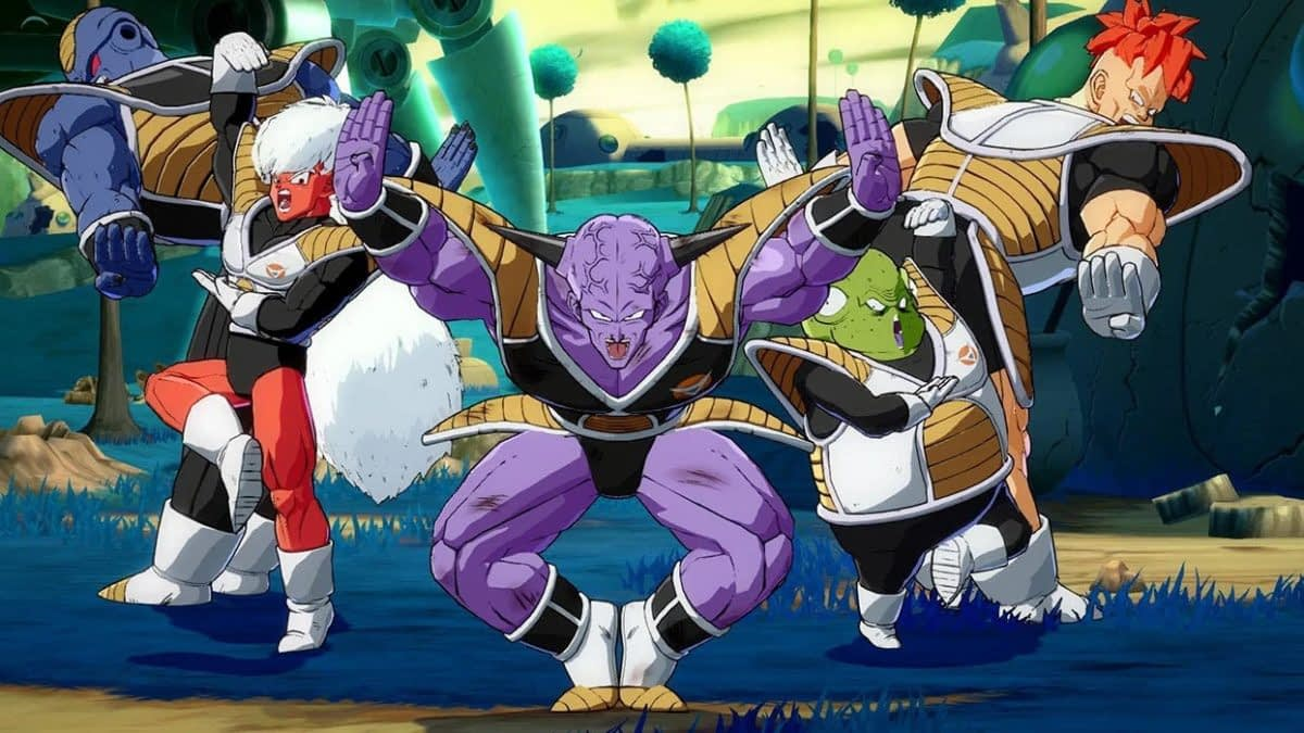 "First Look At ""Dragon Ball Z: Kakarot"" Sixth Ginyu Force Member, Bonyu"