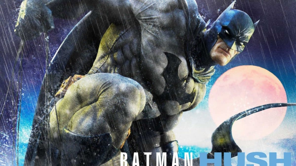 """""""Batman: Hush"""" Statue by Prime 1 Studios Stands Over 2 Feet!"""