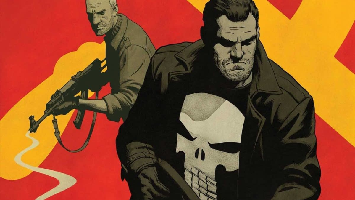 Garth Ennis to Write More Punisher Comics at Marvel, Starting in November