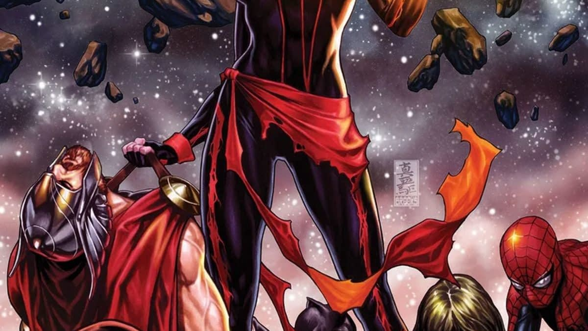 Dark Captain Marvel Launches in November