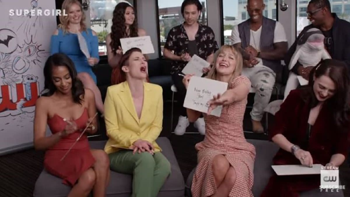 """Supergirl"" Season 5: The Cast Plays a Few Rounds of ""How Well Do You Know"" [VIDEO]"