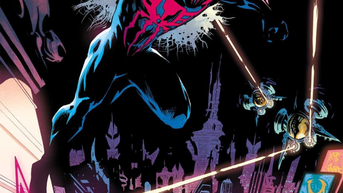 Marvel 2099 Event Swings Out of Amazing Spider-Man in November