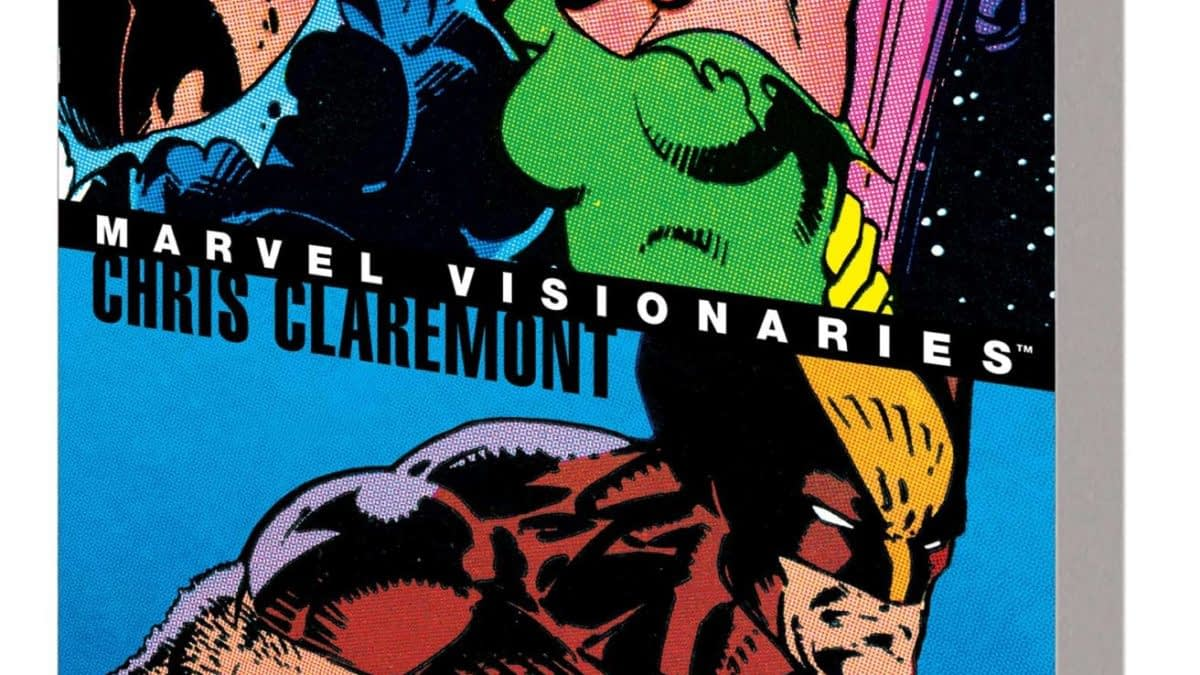Chris Claremont Hailed as a Visionary in New Marvel TPB... So Why Won't They Let Him Write a Series Today?