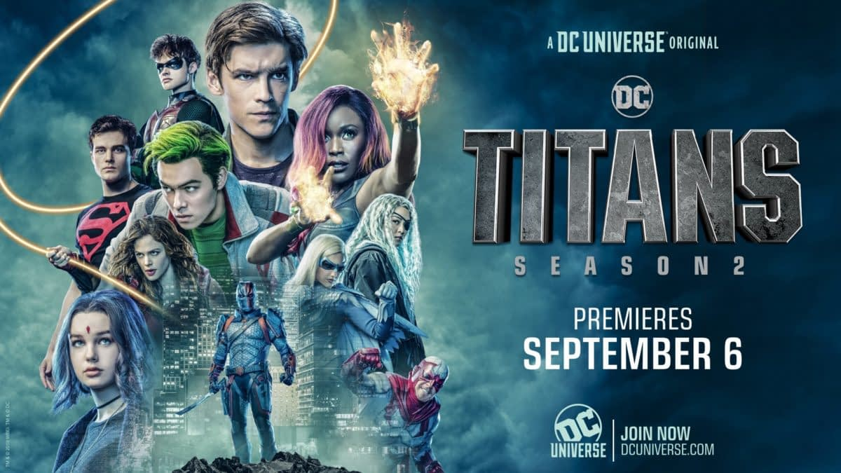 """Titans"" Season 2: ""Sins of the Old Titans"" Come Calling in Season Synopsis"