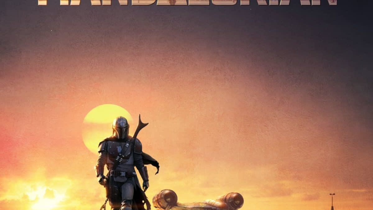 """""""The Mandalorian"""": Disney+ Releases Series Poster Ahead of D23 Expo Showcase"""