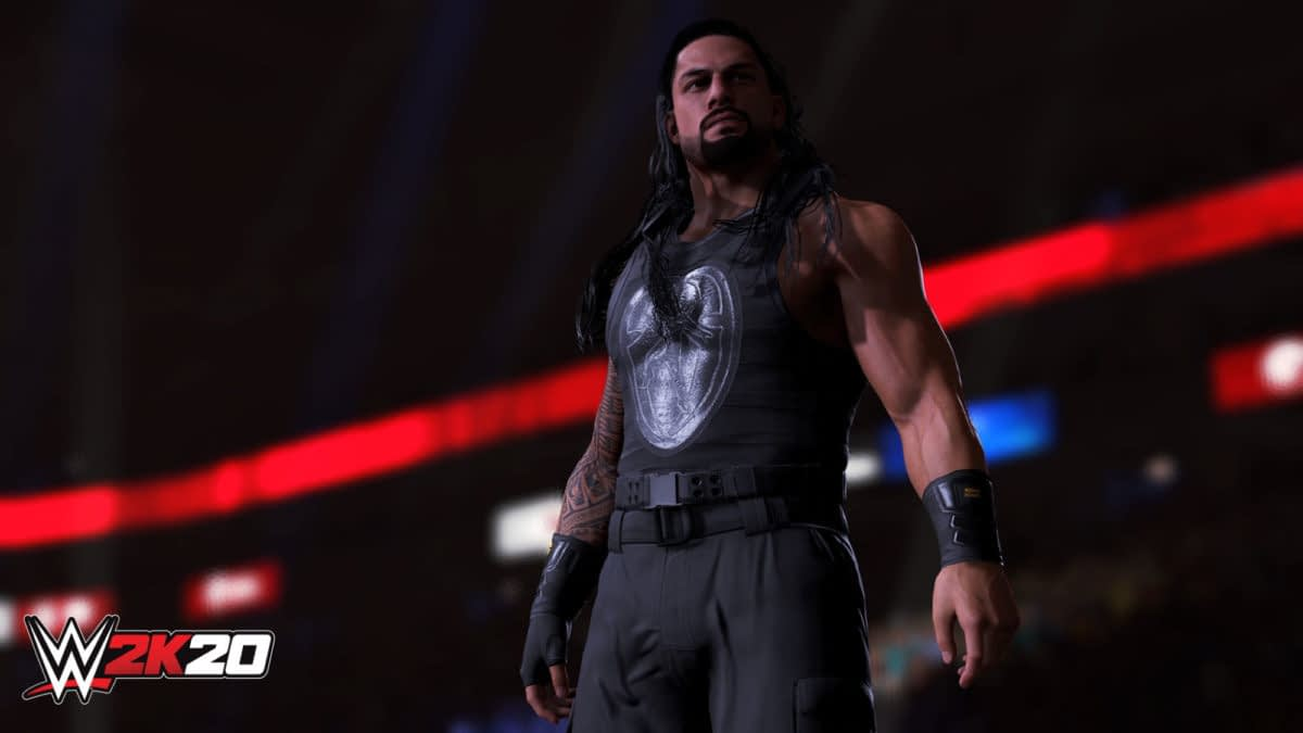 """WWE 2K20"" Shows Off The New Towers Mode With Roman Reigns"