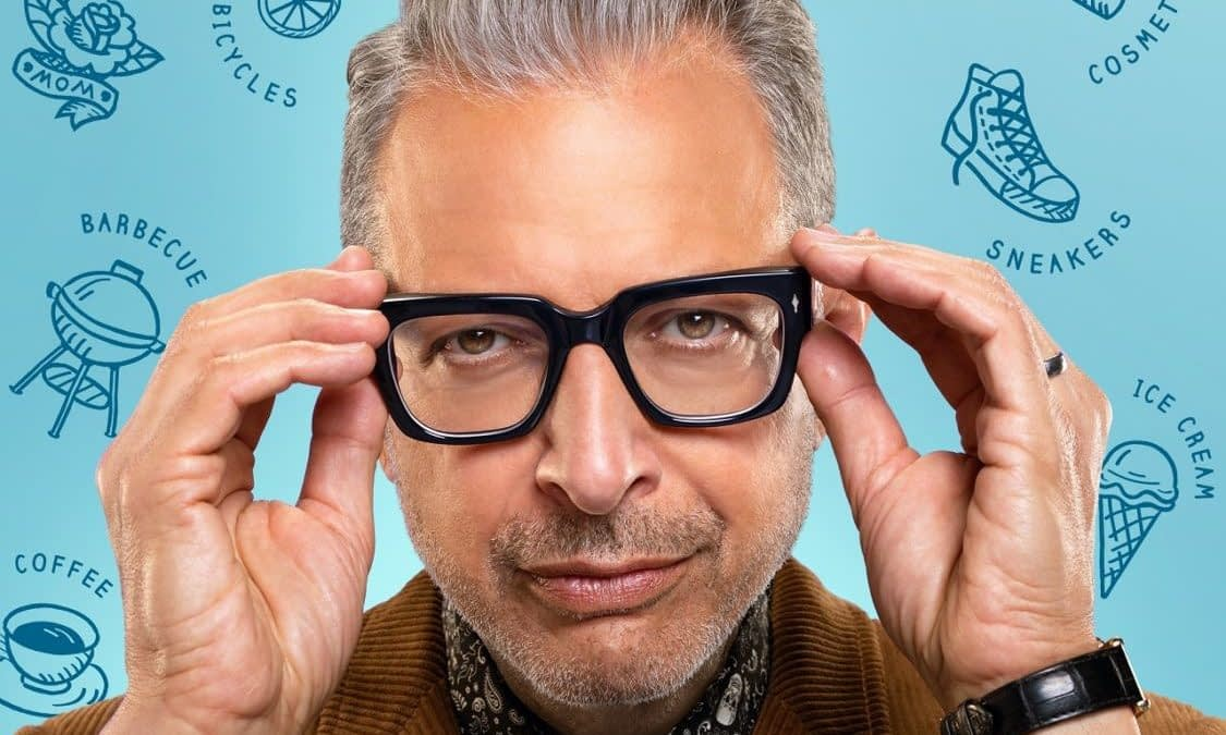Jeff Goldblum Explains the World to Us in New Disney+ Series [PREVIEW]