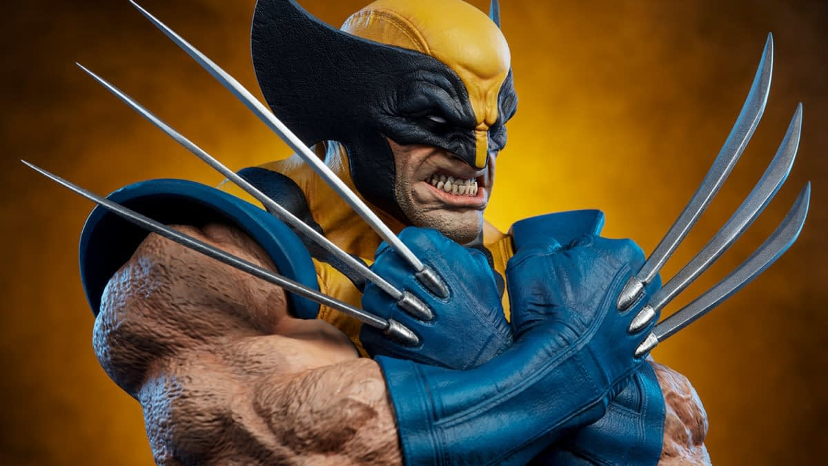 New Wolverine Bust Brings the Snikt from Sideshow Collectibles