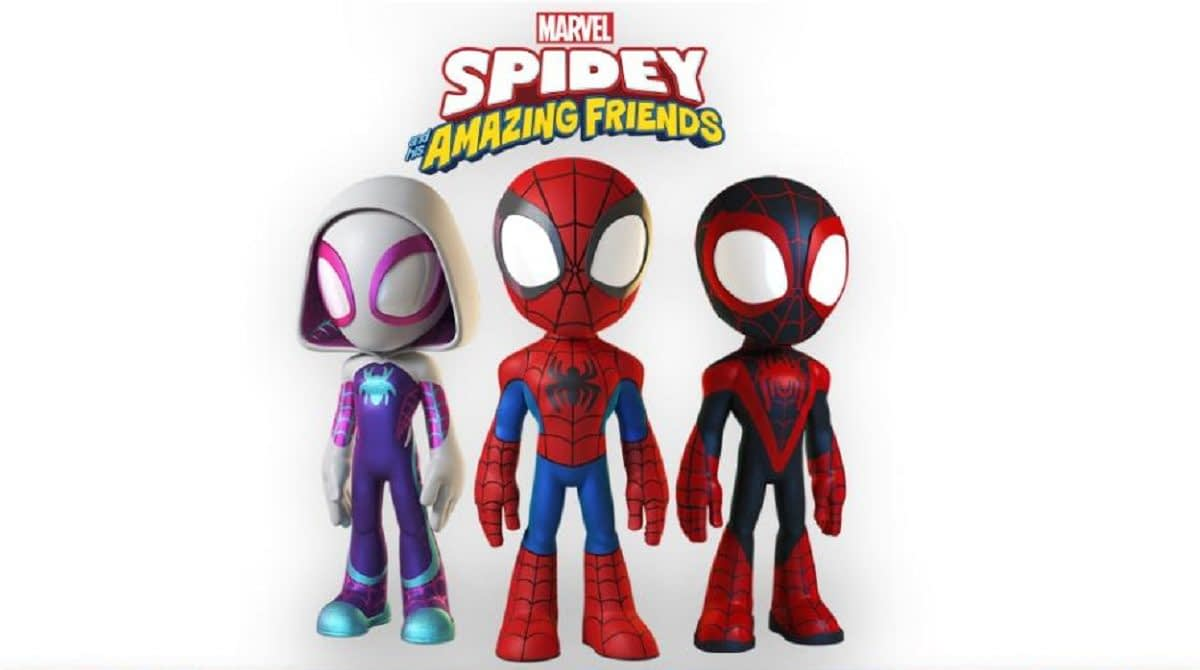 """""""Marvel's Spidey and His Amazing Friends"""": Disney Junior Lands New Animated Series"""