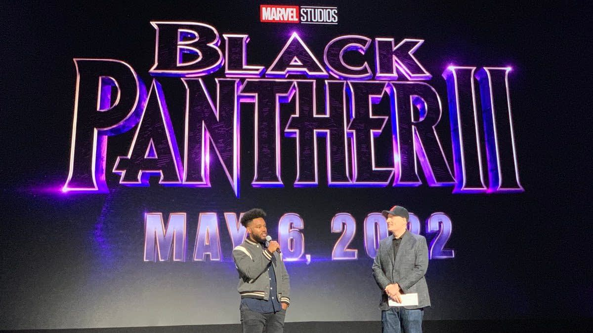 Marvel Announces Black Panther 2 for May 6th, 2022