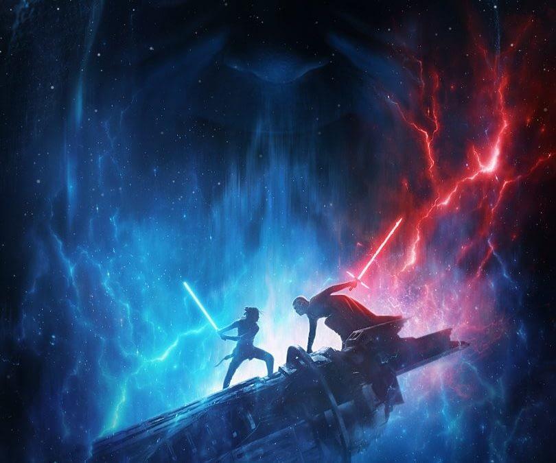 Star Wars: Rise of Skywalker Poster Released at D23