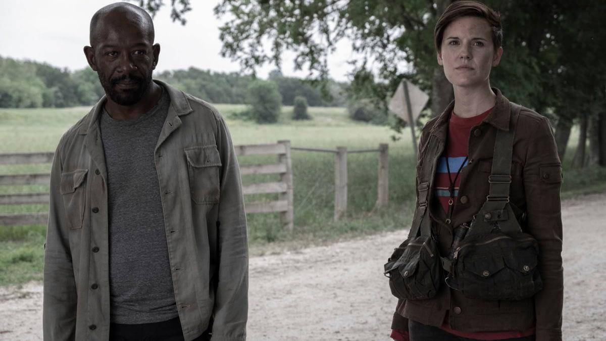 Fear the Walking Dead' Season 5: Not Easy, Morgan [Spoiler