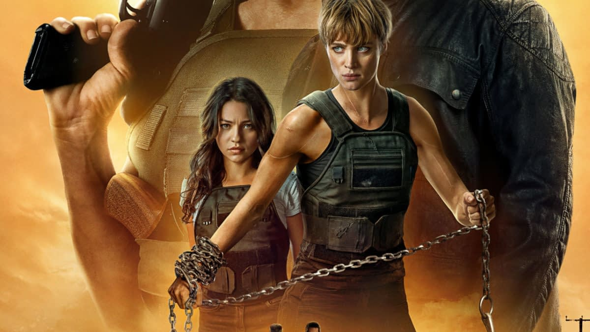 """""""Terminator: Dark Fate"""": On August 29th, Official Trailer, Poster Became Self-Aware"""