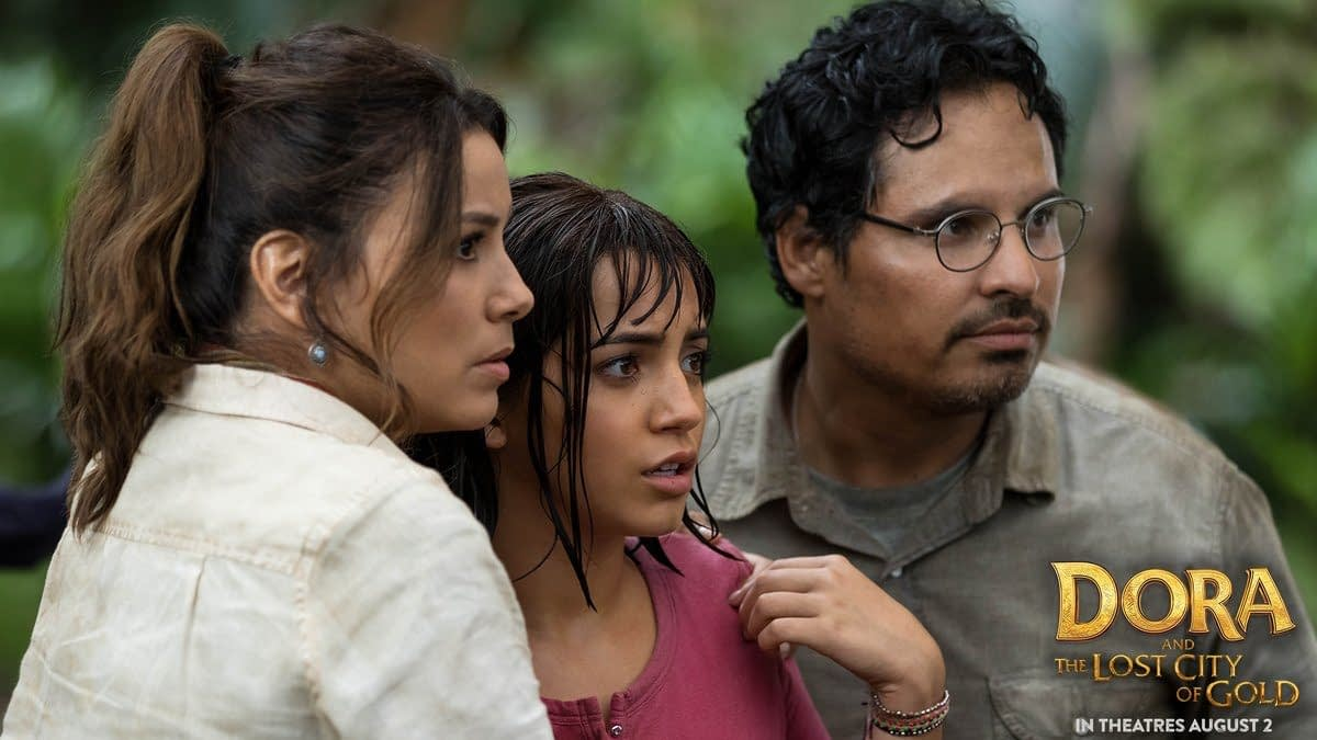 "Why ""Dora and the Lost City of Gold"" Is the Adaptation Every Series Needs"