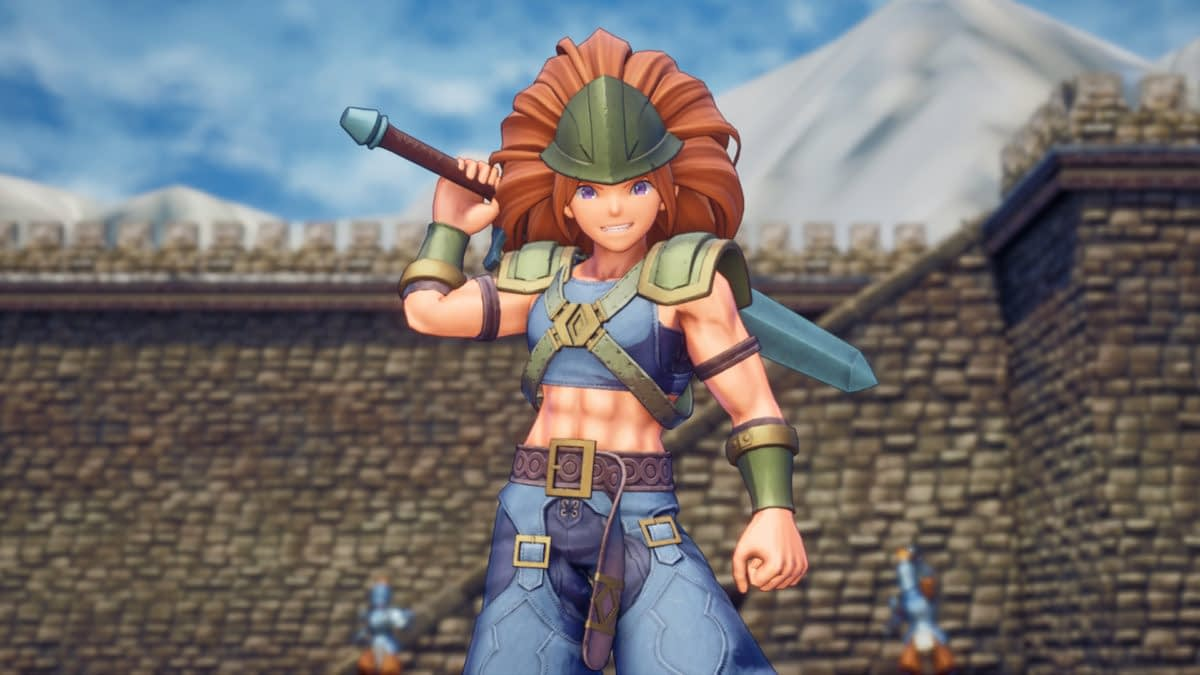 "The ""Trials of Mana"" Remake Looks a Little Bit... Outdated"