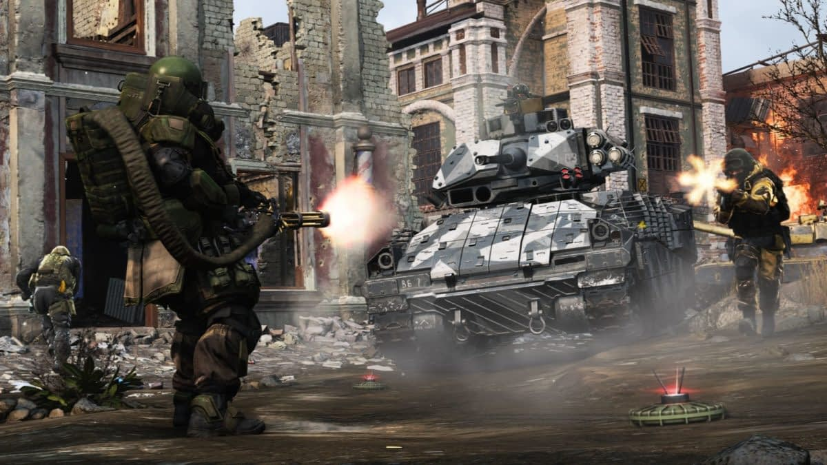 """Call Of Duty: Modern Warfare"" Celebrity PRO-AM Announced"