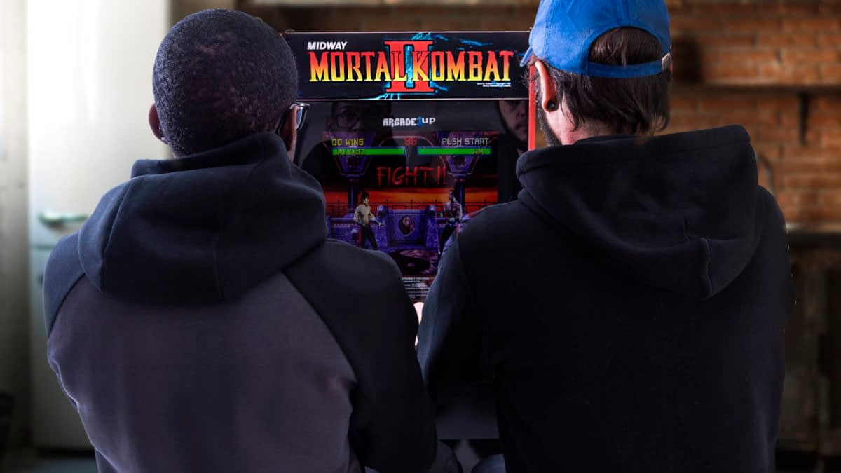 "Review: Arcade1Up's ""Mortal Kombat"" Arcade Cabinet"