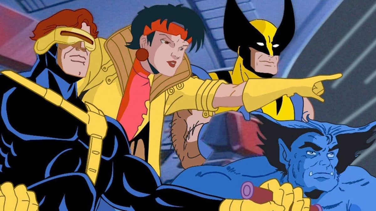 """""""X-Men: The Animated Series"""" & More: Disney+ to Stream Classic Marvel Animation"""
