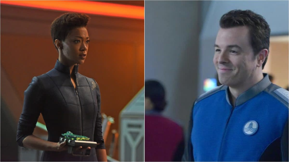 """The Orville"": What Seth MacFarlane's Series Can Teach ""Star Trek: Discovery"" About ""Trek"" [OPINION]"