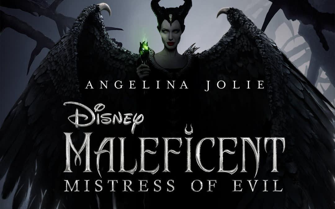 """New Posters and TV Spot for """"Maleficent: Mistress of Evil"""", Tickets on Sale"""