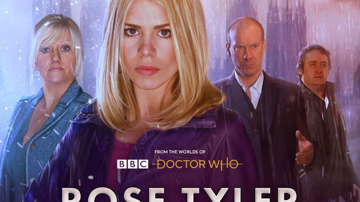 """Doctor Who"": Russell T. Davies' Road to ""Rose Tyler: The Dimension Cannon"" Began as ""New Who"" Spinoff"