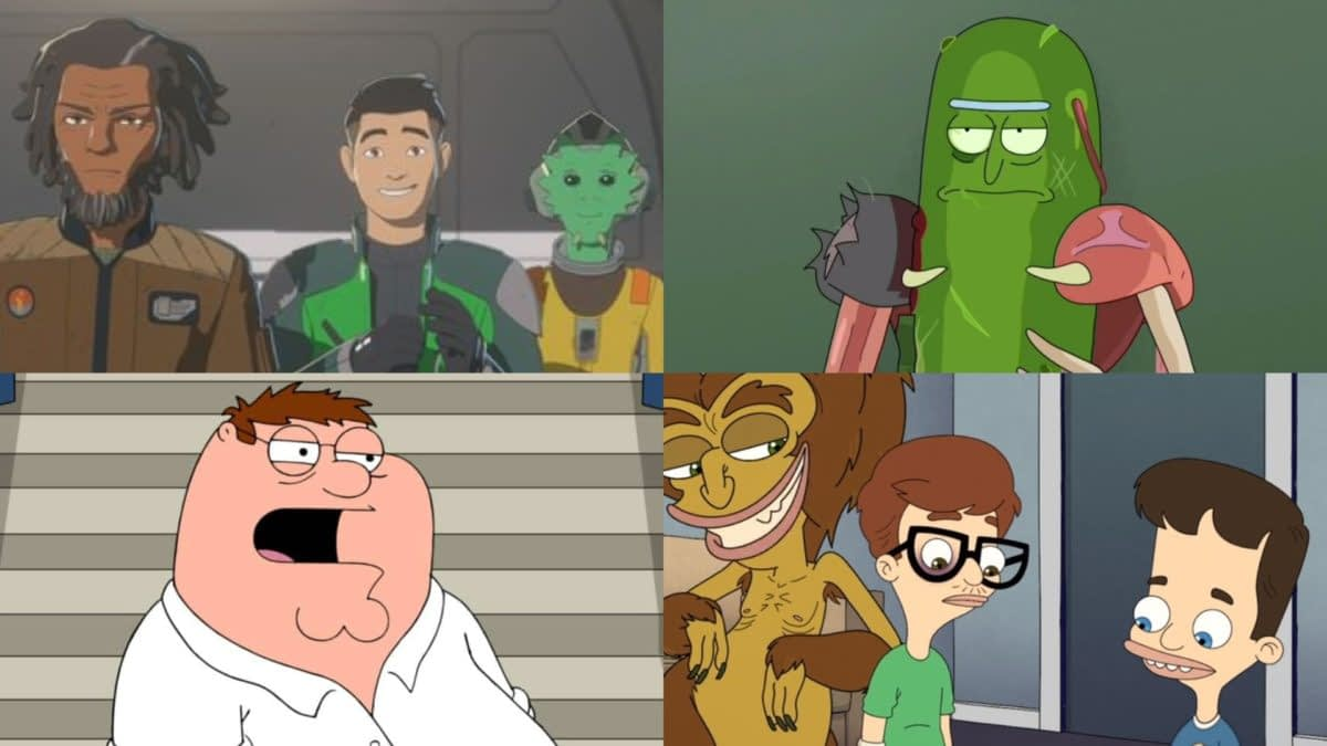 """Rick and Morty,"" ""Archer,"" ""Star Wars: Resistance"" & More: Animated & Overrated [OPINION]"