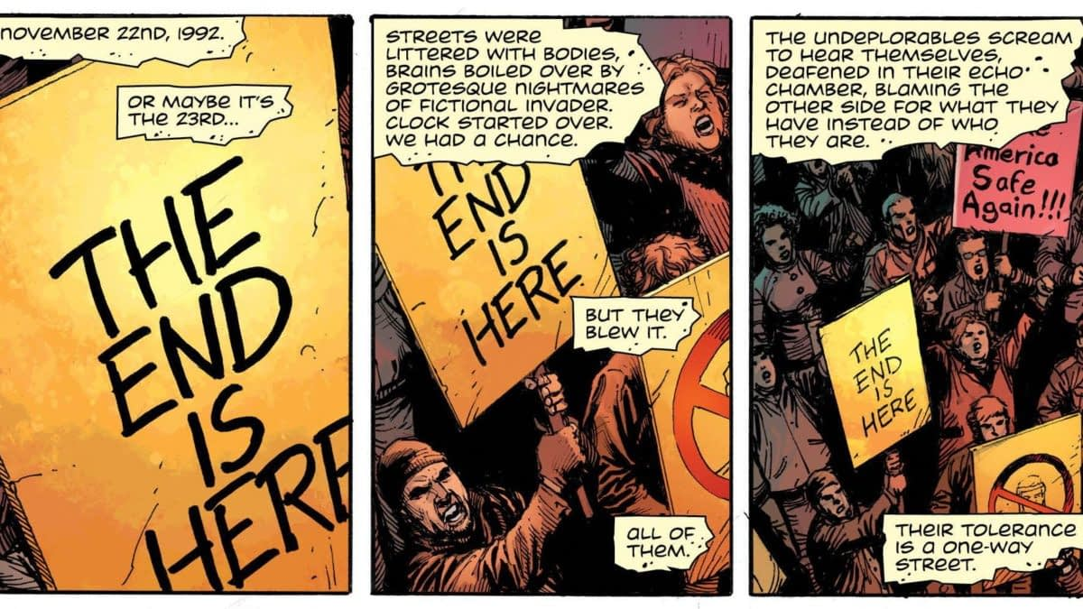 Doomsday Clock #12 - In Or Out Of Continuity?