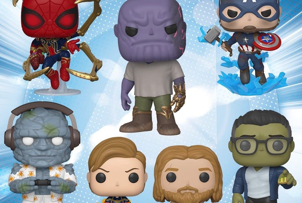 """Avengers: Endgame"" Gets a New Wave of Funko Pop Figures"