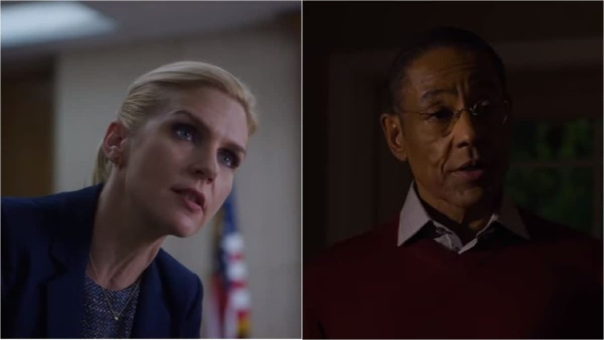 """Better Call Saul"": Rhea Seehorn, Giancarlo Esposito Confirm Season 5 Filming Wraps"