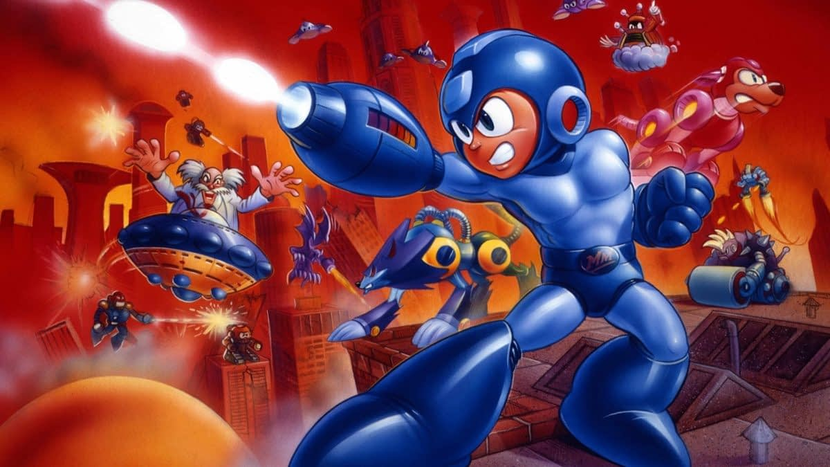 "Capcom Are Working On The Next ""Mega Man"" Game"