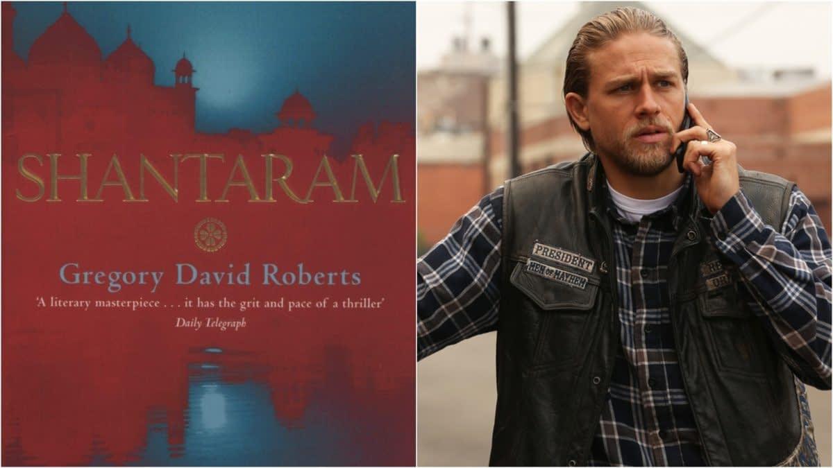 """Shantaram"": ""Sons of Anarchy"" Star Charlie Hunnam Set for Apple Series Adapt"