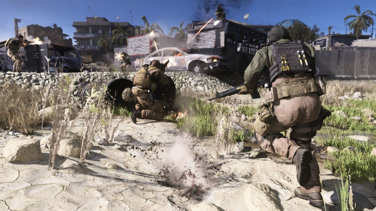 "The Next ""Call Of Duty: Modern Warfare"" Beta Will Include Crossplay"