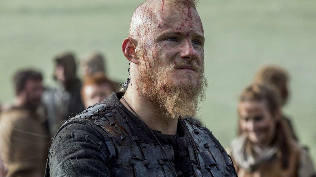 """Heels"": ""Vikings"" Star Alexander Ludwig Joins Stephen Amell, STARZ Pro Wrestling Series"