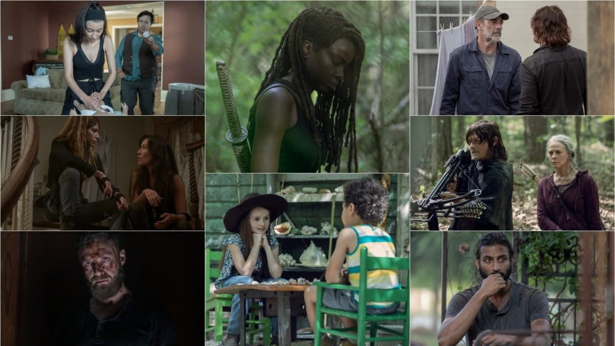 """""""The Walking Dead"""" Season 10: The Community Looks to """"Silence the Whispers"""" in Massive Image Preview"""