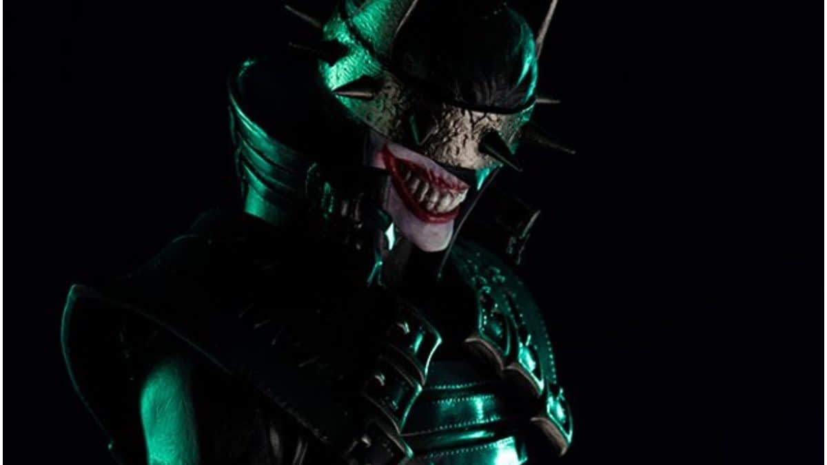 Batman Who Laughs Makes His Villainous Kotobukiya Appearance [PREVIEW]