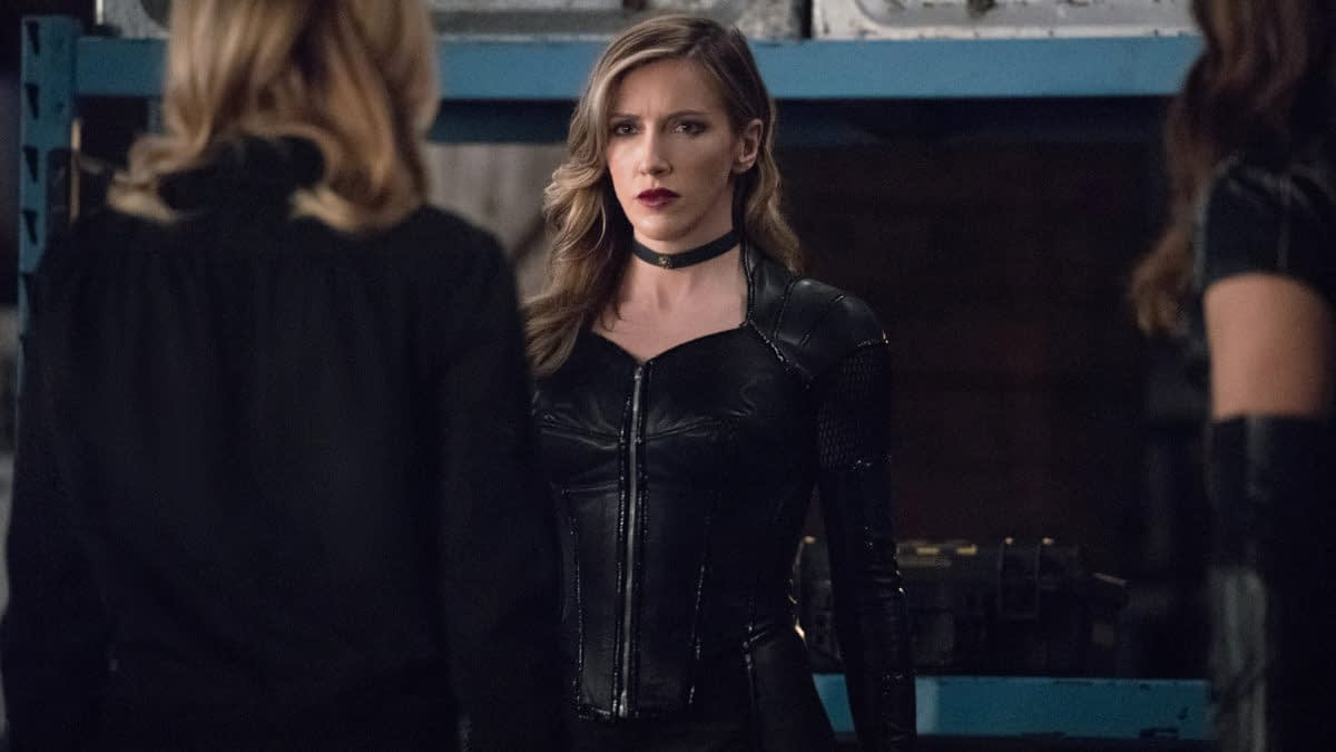 """Arrow"" Season 8: Katie Cassidy Rodgers Posts Appreciation for ""Role of a Lifetime"""