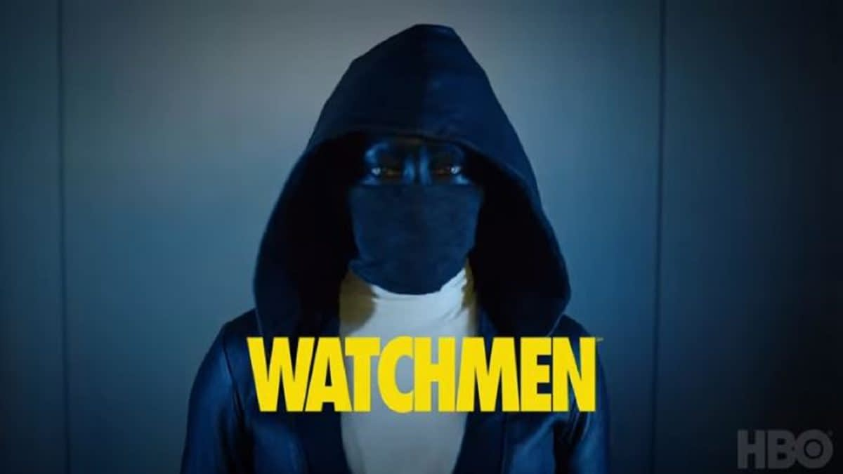 """Watchmen"": Damon Lindelof Talks World-Building, ""Sequel vs. Remix,"" Nine Inch Nails & More"