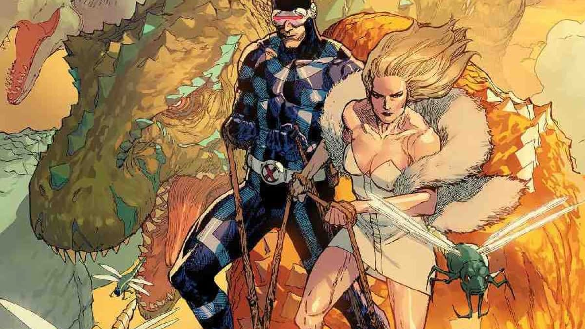 X-Men Head to Savage Land in December... Are They Going for the New KFC Glazed Donut Chicken Sandwich?