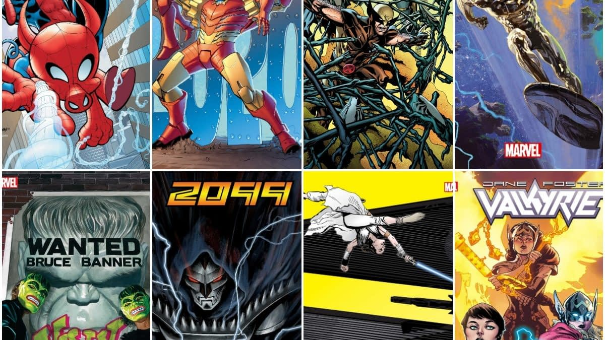 Full Marvel Comics December 2019 Solicitations... 2099 and 2020 are Incoming...