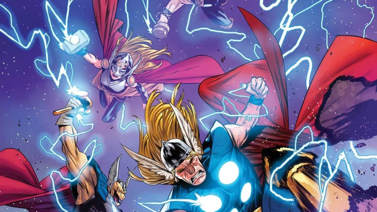 Walt Simonson Returns to Thor in December