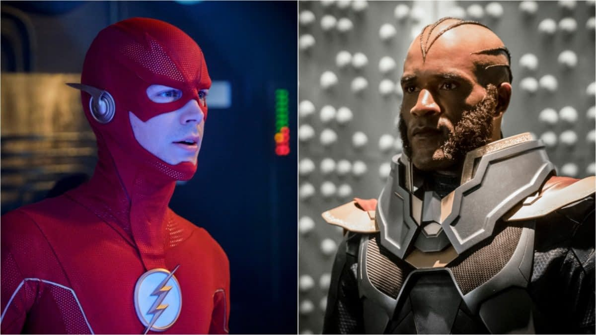 """The Flash"" Season 6, Episode 1 ""Into The Void"": A ""Crisis"" Comes Calling... [PREVIEW]"