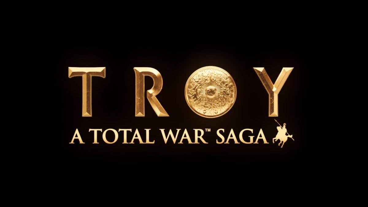 "SEGA & Creative Assembly Announce ""A Total War Saga: Troy"""