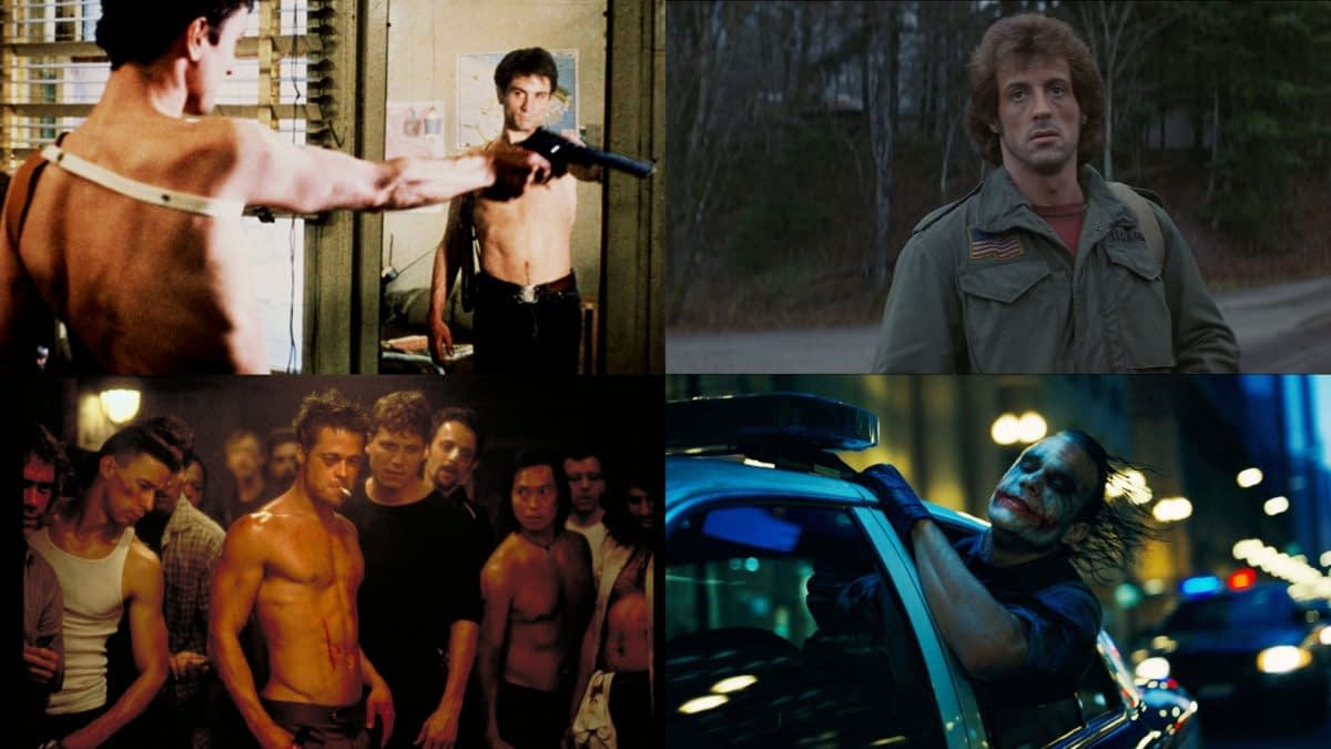 "Rambo, Taxi Driver, Joker: The Top 5 Most ""Misunderstood"" Characters Who Are Actually Garbage People Only Admired By Garbage People"