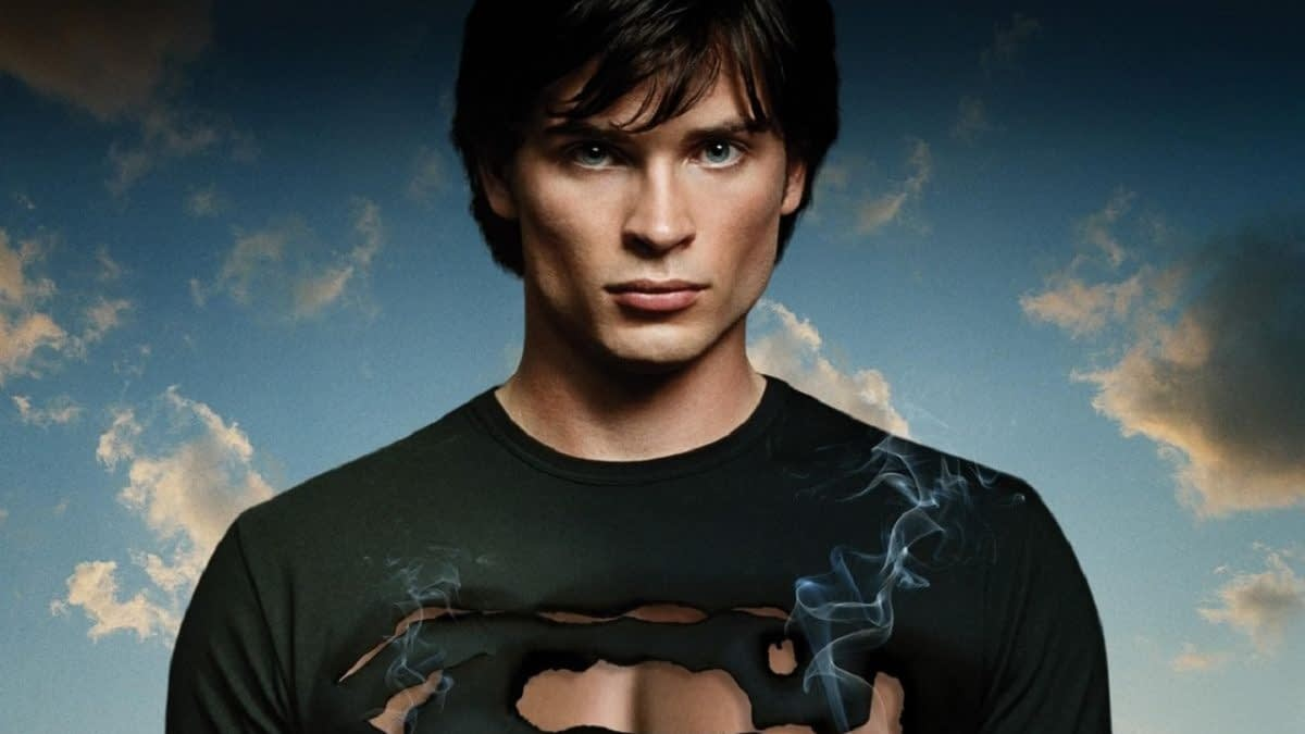 """Smallville"" Star Tom Welling Set to Leap ""Crisis"" in a Single Bound"