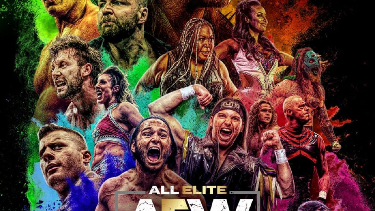 """All Elite Wrestling: Dynamite"": TNT, AEW Announce Weekly Show's Title, Reveal Key Art [PREVIEW]"