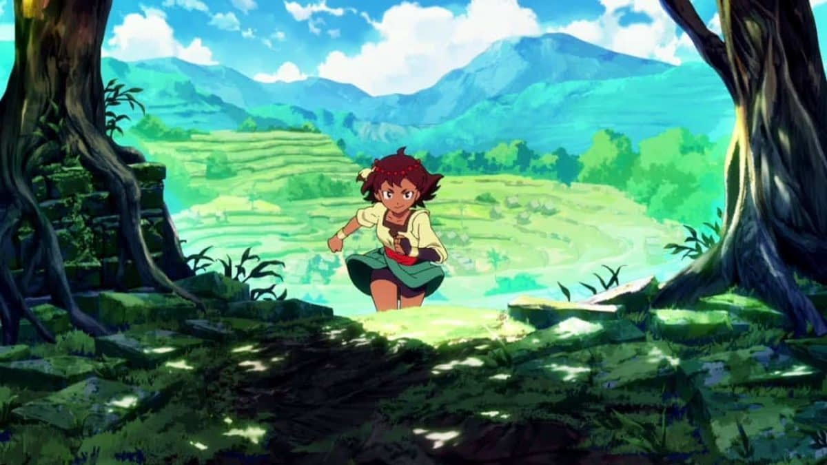 """Indivisible"" Anime Opening By Studio Trigger Launches On YouTube"