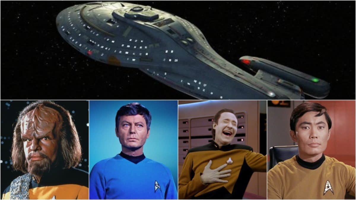 """Star Trek"" Characters Who Should ""Boldly Go"" to Their Own Spinoff Series"